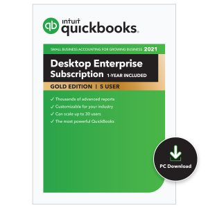 QuickBooks® Enterprise Gold Edition Huntsville, AL