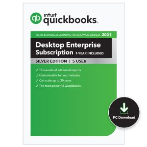 QuickBooks® Enterprise Silver Edition Huntsville, AL